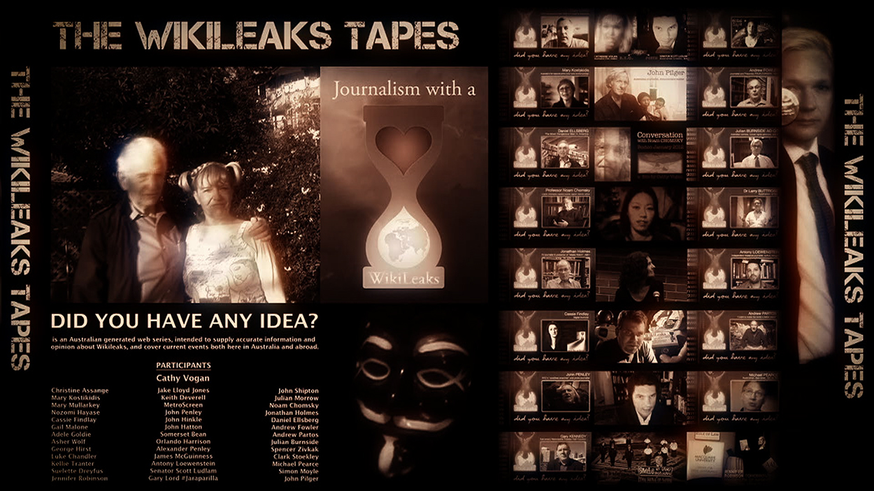 The Wikileaks Tapes